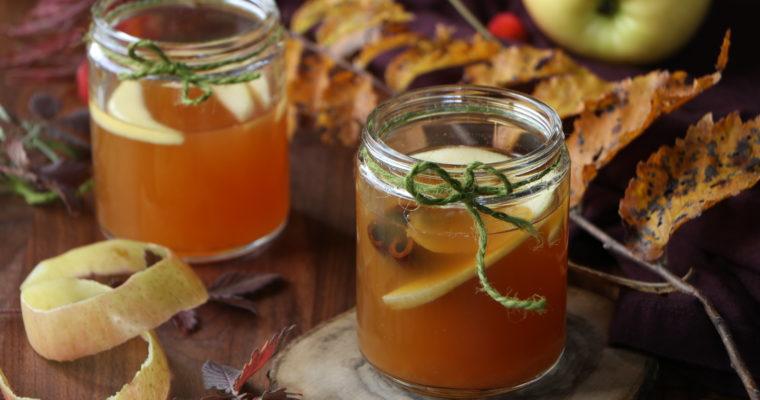 Apple Cider (jus de pomme épicé)