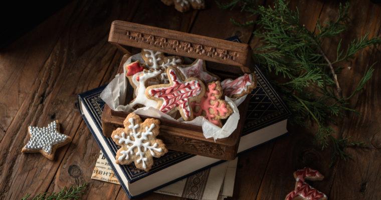 Sablés de Noël (et glaçage)