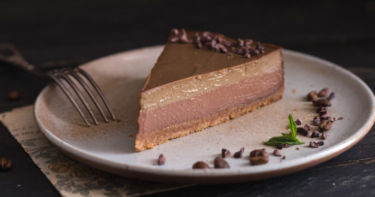Cheesecake mocha (café & chocolat)