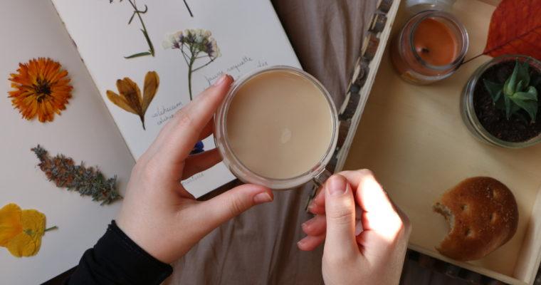 Chai latte à la vanille