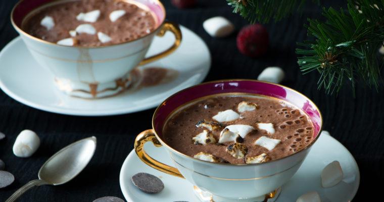 Le meilleur des chocolats chauds