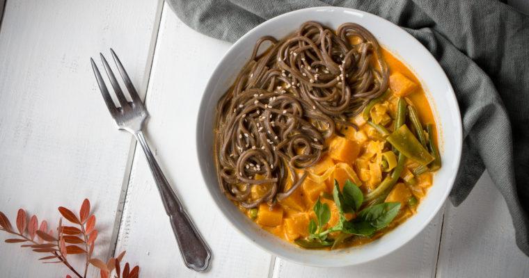 Curry de légumes toute saison